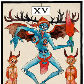 Le Diable by Jamie Hewlett
