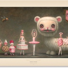 Princess Praline And Her Entourage by Mark Ryden