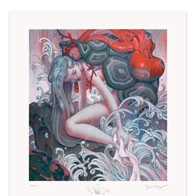 Chelone (Timed Edition) by James Jean