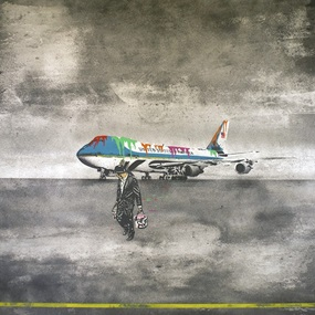 Vandal vs Air Force One by Nick Walker