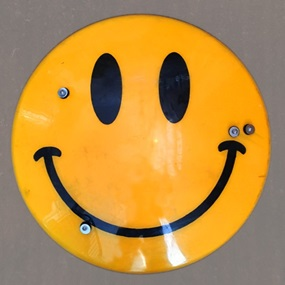 Smiley Riot Shield (2016 - SRS Z Edition) by James Cauty