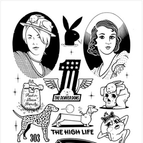 The High Life by Jeremy Fish | Mike Giant