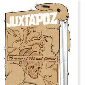 20 Years Of Juxtapoz by Jeremy Fish
