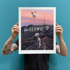 Hollywood Forever by Scott Listfield