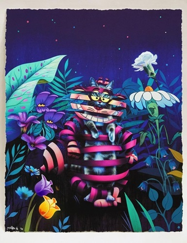 Cheshire Cat  by Super A