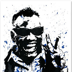 Brother Ray by Mr Brainwash