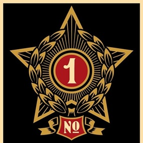 Studio Number One by Shepard Fairey
