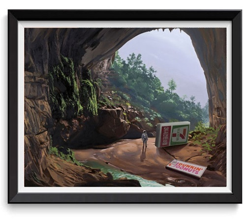 Cave Signs  by Scott Listfield