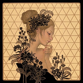 Maybe Tomorrow (First Edition) by Audrey Kawasaki