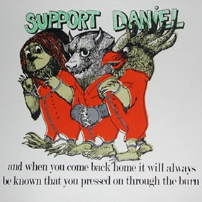 Support Daniel by Borf