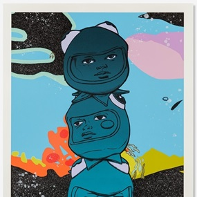 3 The Hard Way by Hebru Brantley