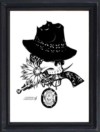 BD Scarface by Usugrow Editioned artwork | Art Collectorz
