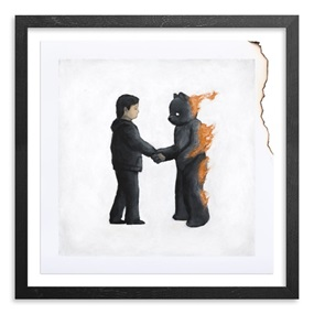 Wish You Were Here (Hand-Burned Edition) by Luke Chueh