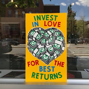 Invest In Love by Steve Powers