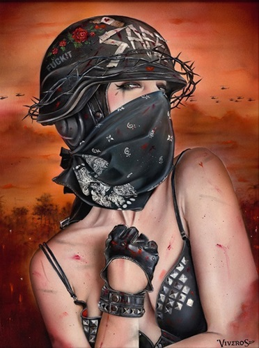 Apocalypse (First Edition) by Brian Viveros