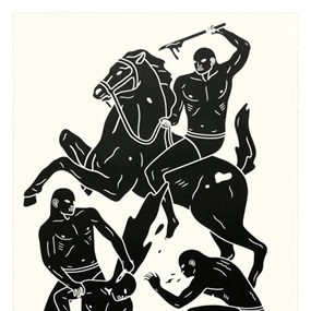 Will To Power (II) by Cleon Peterson