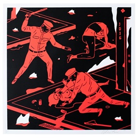 Night Has Come (First Edition) by Cleon Peterson