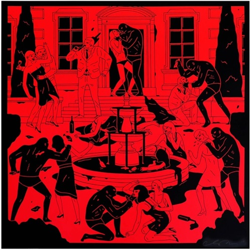 End Of Empire  by Cleon Peterson