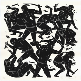 Hysteria by Cleon Peterson