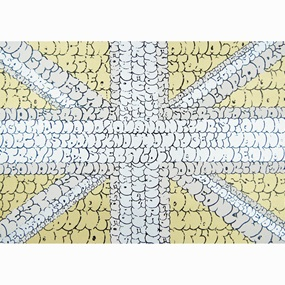 Anarchy In The UK (Gold & Silver) by Tilt