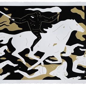 Victory (Gold) by Cleon Peterson