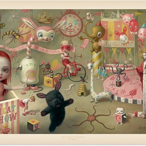 The Magic Circus by Mark Ryden
