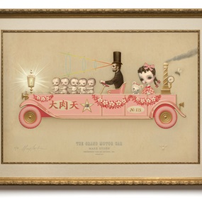 The Grand Motor Car (First Edition) by Mark Ryden