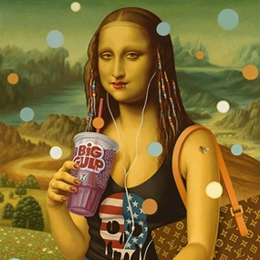 #monalisa2018 by Alex Gross