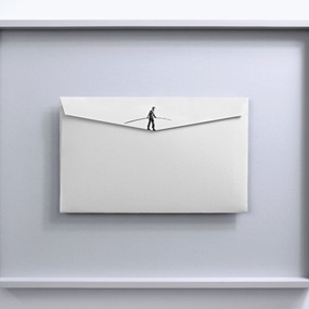 Love Letter (Timed Edition) by Pejac