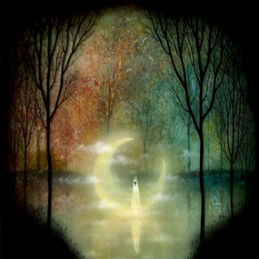 Lake Of The Fallen Moon by Andy Kehoe