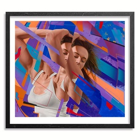 Oblivion (26 x 23.5 Inch Edition) by James Bullough