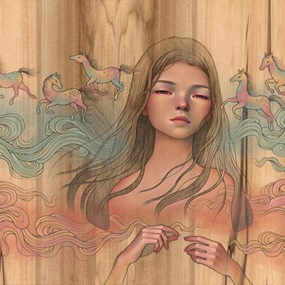 Let Them See (First Edition) by Audrey Kawasaki