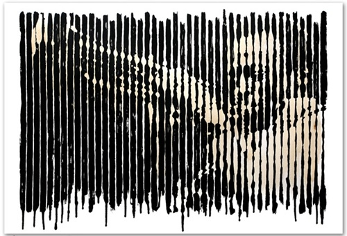 Lines Davis  by Mr Brainwash
