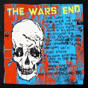 The Wars End (White Skull) by Tim Armstrong