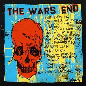 The Wars End (Red Skull) by Tim Armstrong