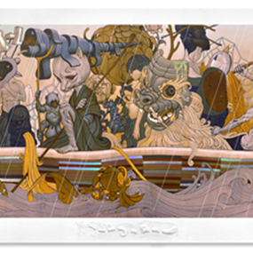 Passage (The Golden Passage) by James Jean