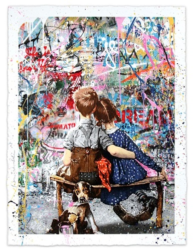 Work Well Together  by Mr Brainwash