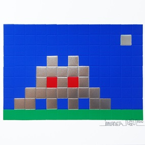 Home (Earth) by Space Invader