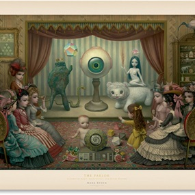 The Parlor by Mark Ryden