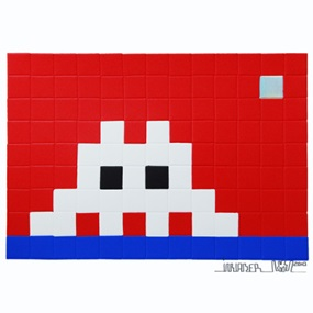 Home (Neptune) by Space Invader