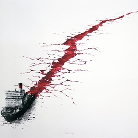 Wound by Pejac