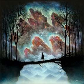 Multiversal Coalescence by Andy Kehoe