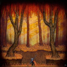 The Hunter by Andy Kehoe