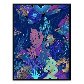 Coral (Coral Reef) by Yellena James