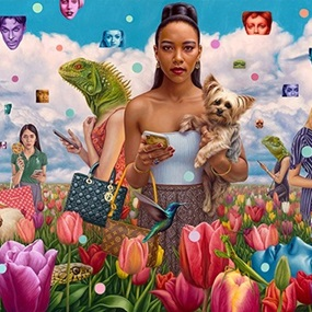 Reverie by Alex Gross