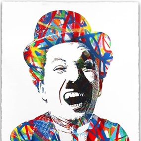 Charlie by Mr Brainwash