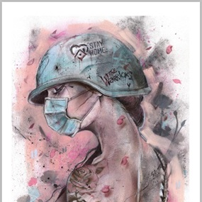 Healthcare Trooper (Timed Edition) by Brian Viveros
