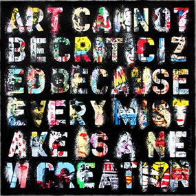 Retrospect by Mr Brainwash