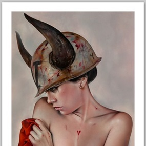 Raging Bull by Brian Viveros