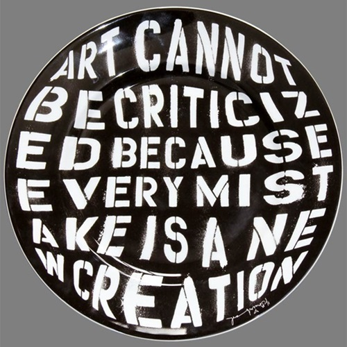 Creation  by Mr Brainwash